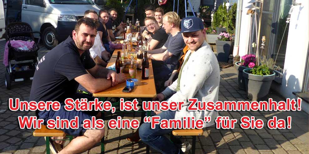 Elektriker Familie